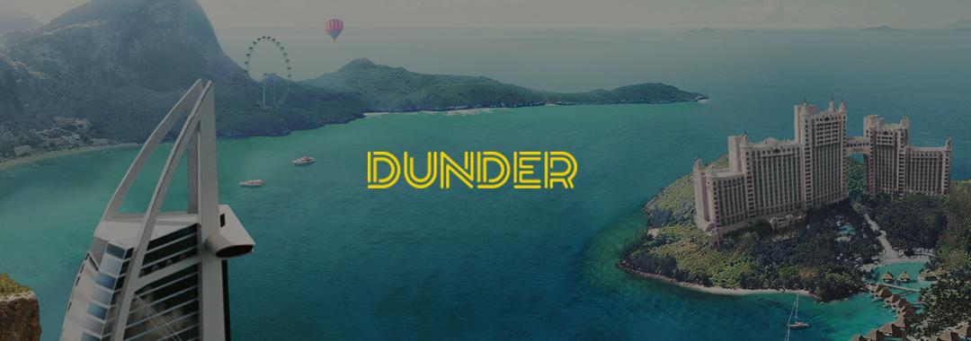 Dunder Casino-banner