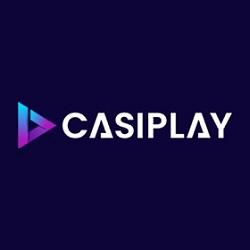 Casiplay Casino - 100 gratisspinn + 8.000 kr bonus